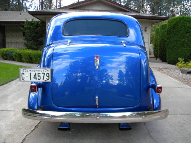 1938 chevrolet two door sedan custom street rod for 1938 chevy 2 door sedan for sale