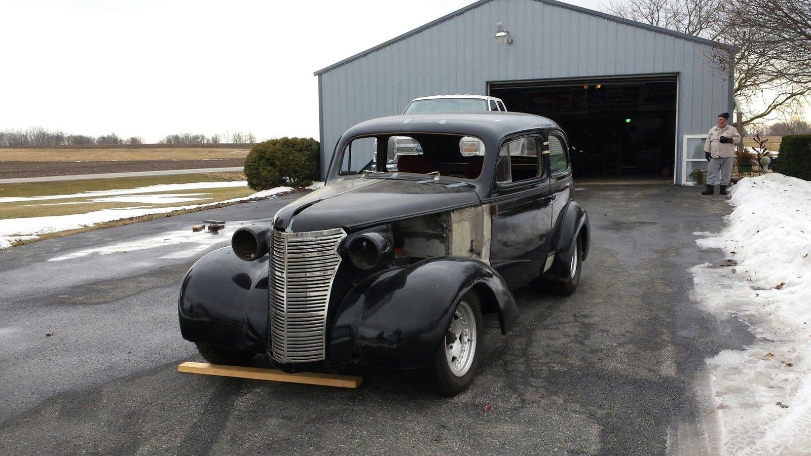 1938 chevy 2 door sedan pro street needs to be completed for 1938 chevy 4 door