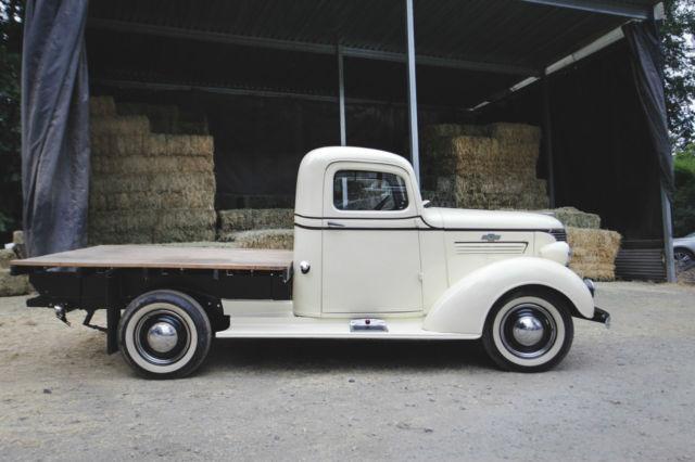 1938 Chevy Truck Original 6 Cylinder 216 Knucklehead Flathead
