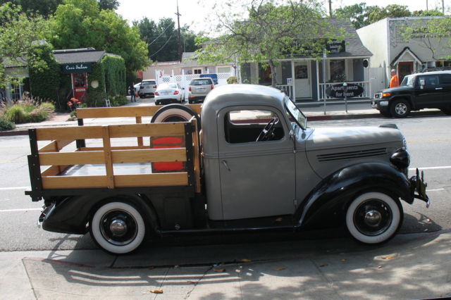 Ford Pickup Stake Bed Truck