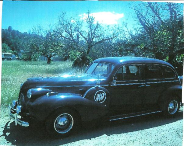 1939 Buick Roadmaster 80 Series