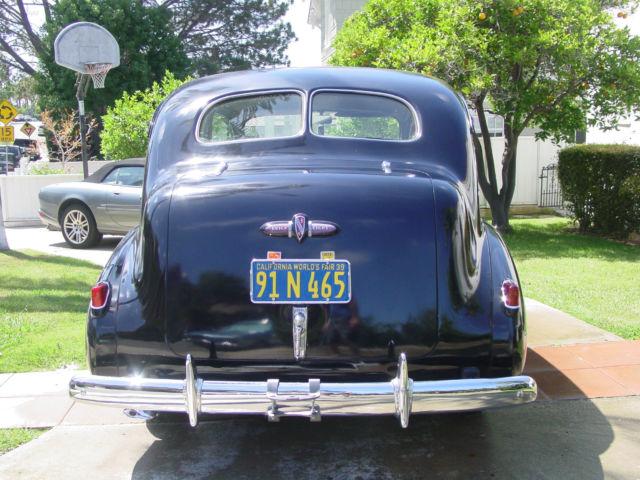 1939 Buick Roadmaster Sedan