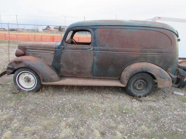 Edmonton Area Chevrolet Pickup Trucks For Sale Buy Used: 1939 Chevy Panel Truck