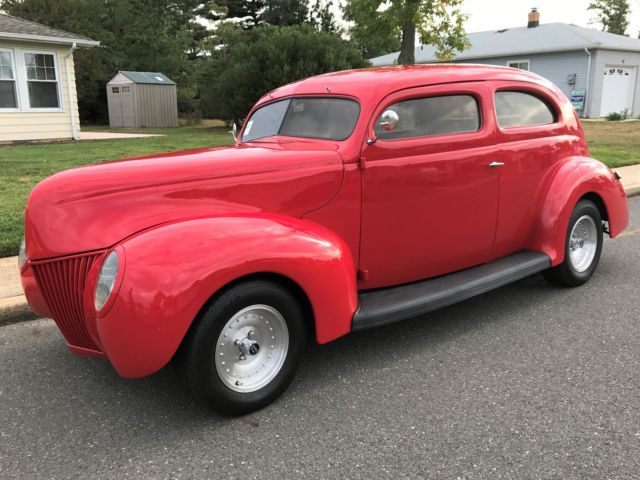 1939 ford 2 door sedan street rod for 1939 ford 2 door sedan for sale