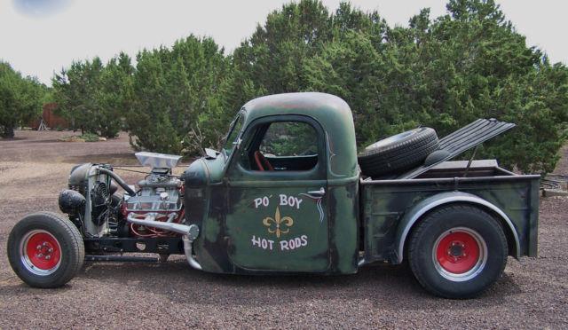 1939 Ih International Harvester Hot Rod Rat Rod Custom