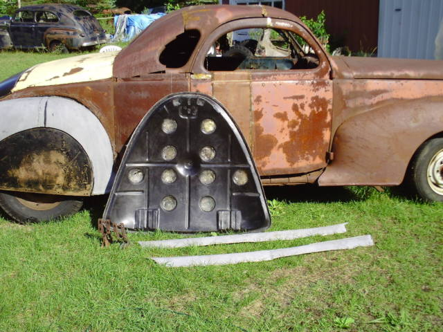 1937 Dodge Coupe Street Rod Project Car For Sale: 1939 Lincoln Zephyr Coupe 3w 1937 1938 Ratrod Street Rod