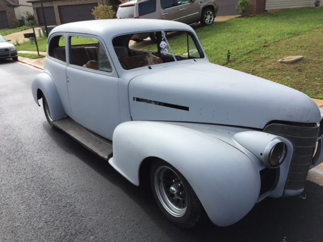 1939 oldsmobile two door sedan streetrod chevy pontiac for 1939 chevy 2 door sedan for sale