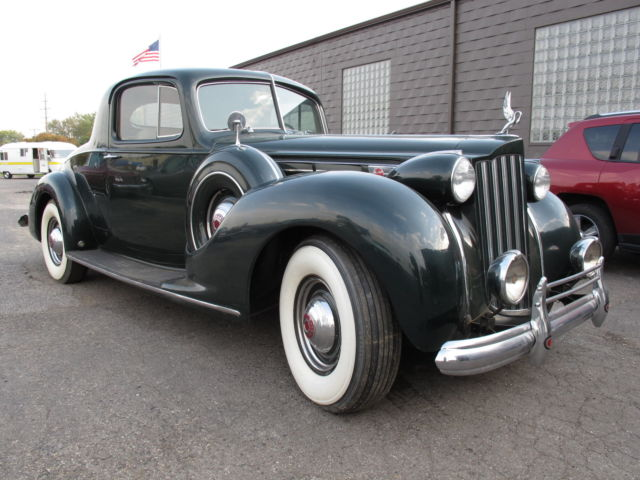 1939 Packard Rumble Seat Coupe - Model 12 - Owned for