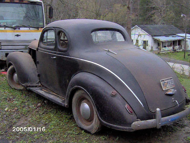 1939 plymouth business coupe