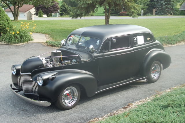1940 chevy chopped top 2 door sedan for 1940 chevrolet 2 door sedan