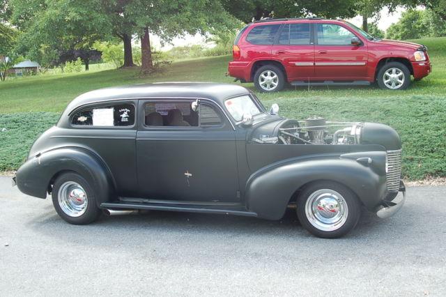 1940 chevy chopped top 2 door sedan for 1940 chevy 2 door