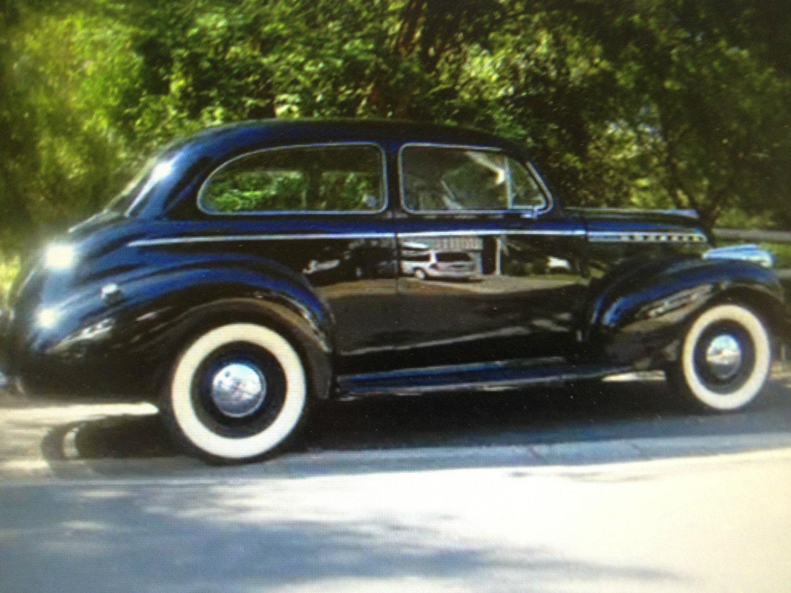 1940 chevy master deluxe 2 door for 1940 chevy 2 door