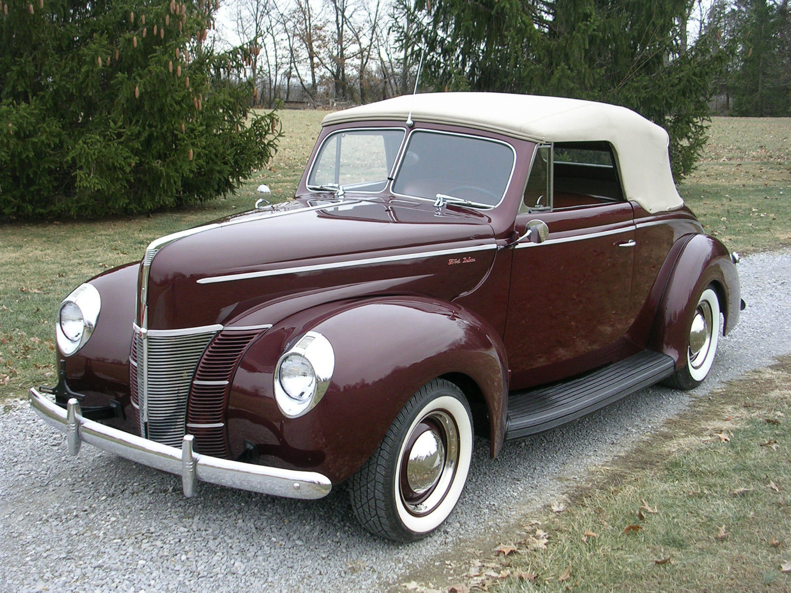 1940 ford 2 door deluxe convertible coupe for 1940 ford deluxe two door business coupe