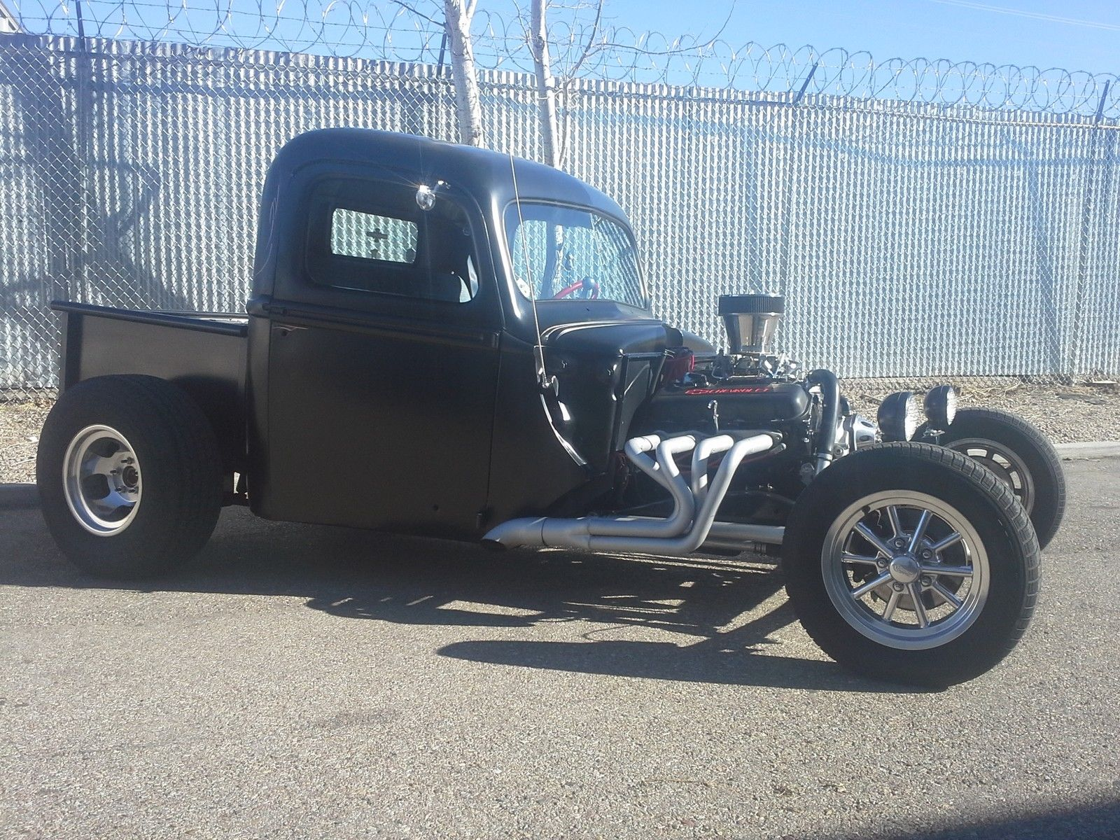 1940 Ford Pickup Truck Rat Rod Hot Rod Gasser For Sale In