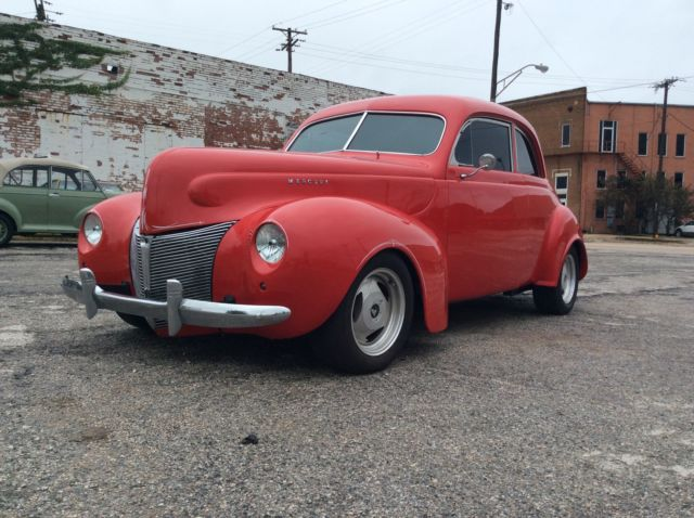 1940 Mercruy Coupe (Steel Body Street Rod) Brother to the