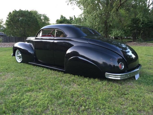 1940 Mercury Coupe Kustom Custom Leadsled Tail Dragger