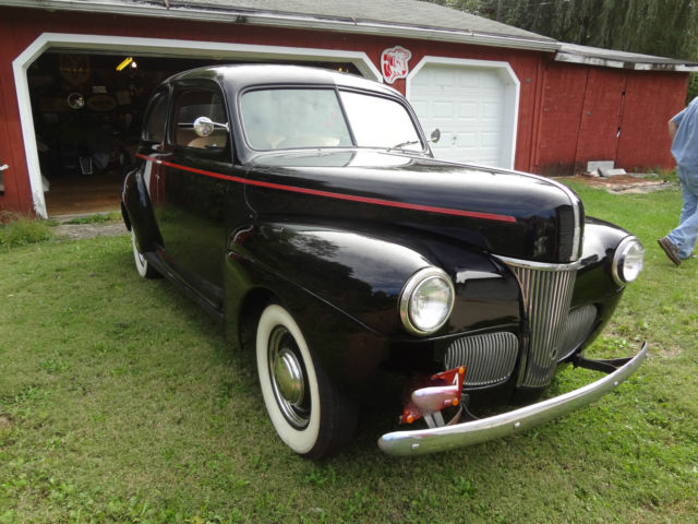 1941 2 door sedan for 1941 ford 4 door