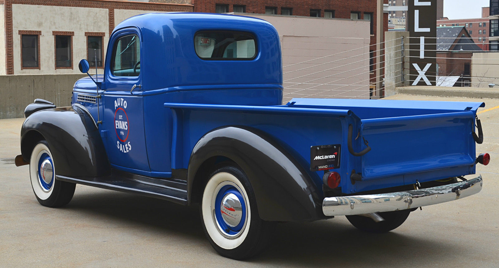 1941 Chevrolet 3100 Stepside Pickup Truck 216 I 6cyl 3 Speed Chevy Gmc Steve Mcqueen For Sale In Chicago Illinois United States