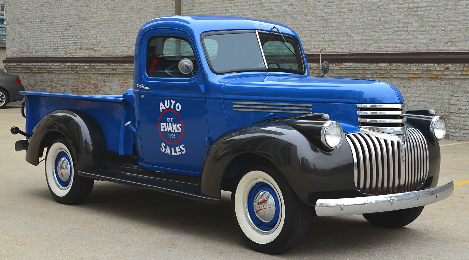 1941 Chevrolet 3100 Stepside Pickup Truck 216 I 6cyl 3 Sd Chevy Steve Mcqueen For In Chicago Illinois United States