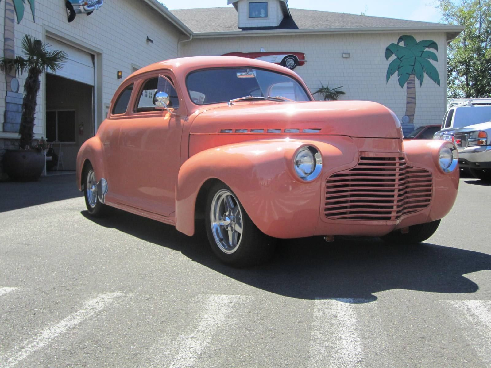 1941 Chevrolet Coupe Custom Hot Rod Low Reserve Plymouth Chopped