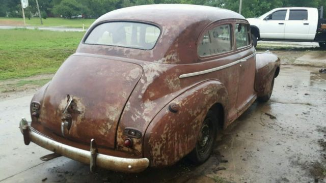 1941 chevrolet master deluxe 2 door sedan complete car for 1941 chevy 4 door sedan