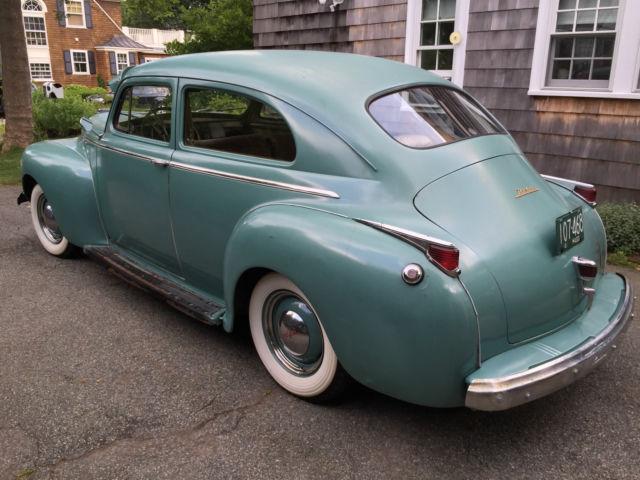 1941 dodge custom d19 luxury liner brougham 2 door coupe for 1941 dodge 4 door sedan