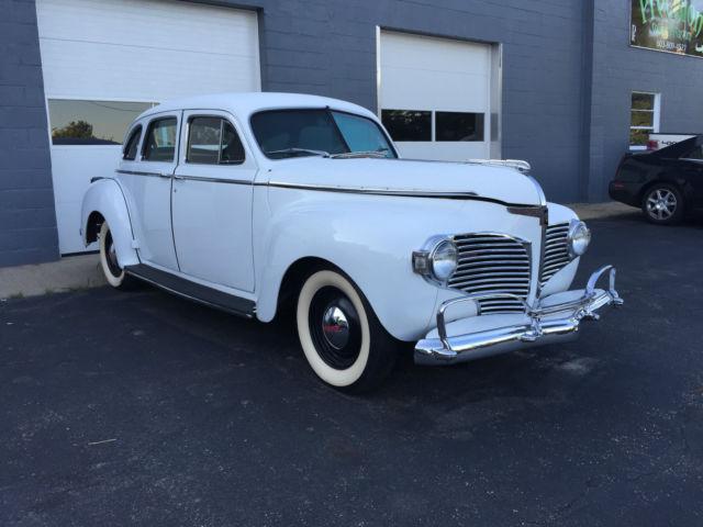 1941 dodge luxury liner restored rare find for 1941 dodge 4 door sedan