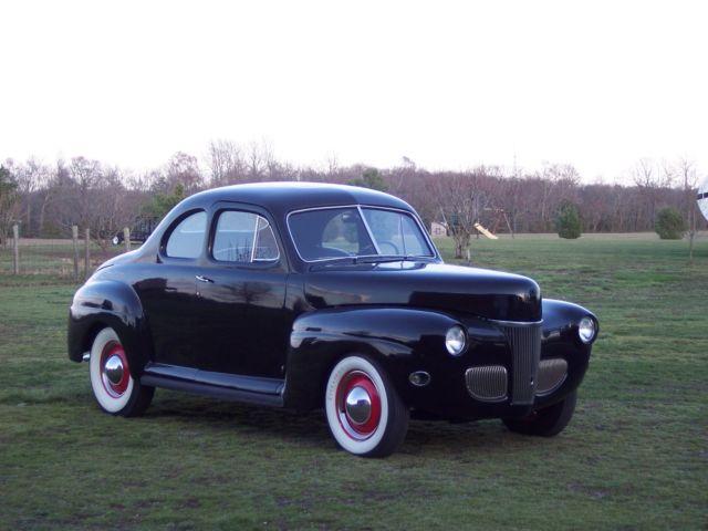 1941 ford business coupe hot rod rat rod. Black Bedroom Furniture Sets. Home Design Ideas