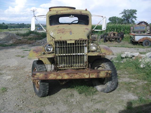 1941 gmc rat rod military truck