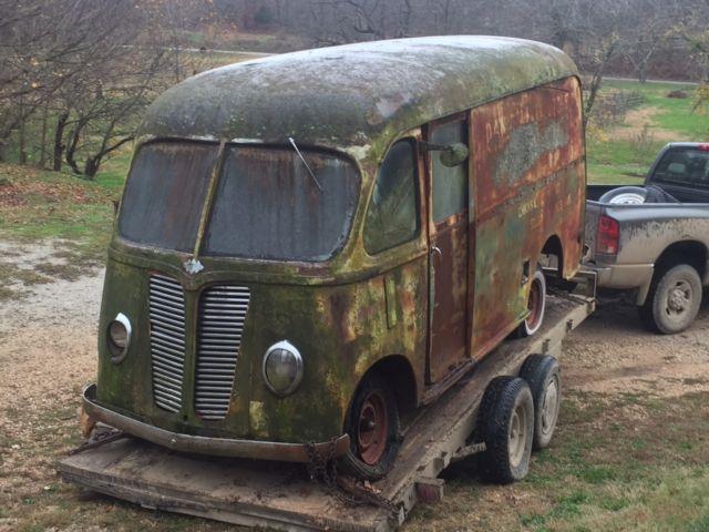 1941 RARE International Harvester Metro K Model Van