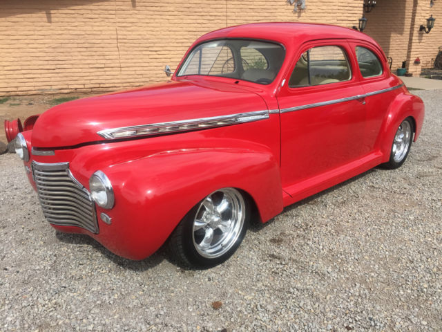1941 special deluxe chevy coupe classic hot rod street rod. Black Bedroom Furniture Sets. Home Design Ideas