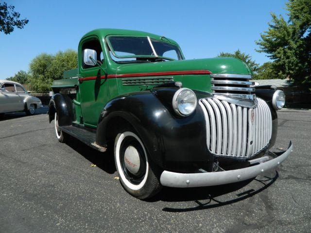 1942 Chevy Half Ton Truck