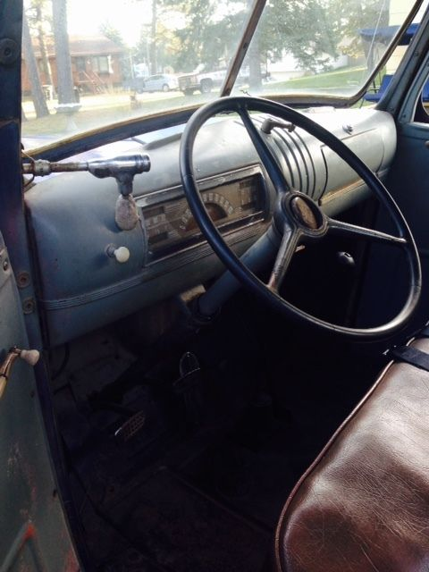 how to restore 1946 chevy autos weblog. Black Bedroom Furniture Sets. Home Design Ideas