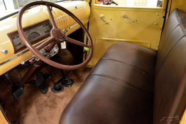 1946 chevrolet 3104 1 2 ton truck 235 inline 6 3 speed manual on floor 46 chevy. Black Bedroom Furniture Sets. Home Design Ideas