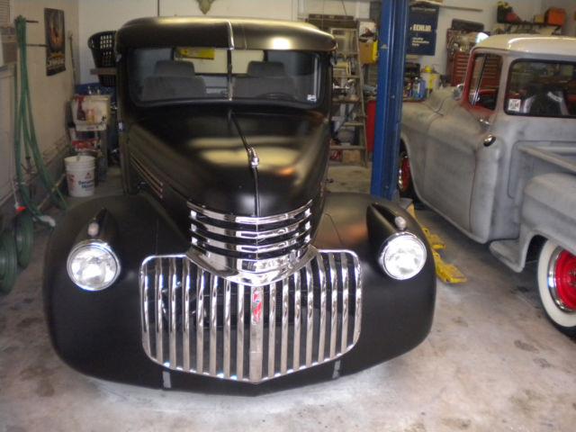 Chevy Pickup Truck Hot Rod Restomod on 350 Engine Wiring Harness