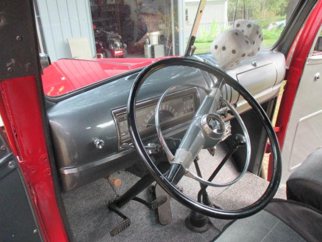 1946 chevy pickup truck original. Black Bedroom Furniture Sets. Home Design Ideas