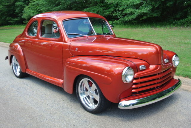 1946 Ford Business Coupe Street Rod