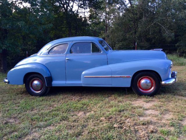 1946 olsmobile coupe
