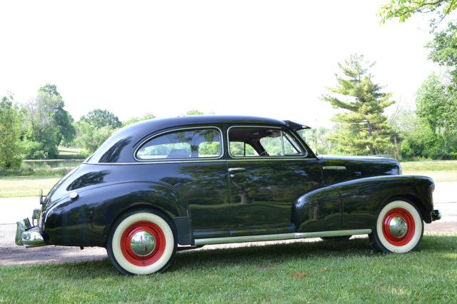 1947 chevrolet fleetmaster 2 door sedan no reserve for 1947 chevy 2 door coupe