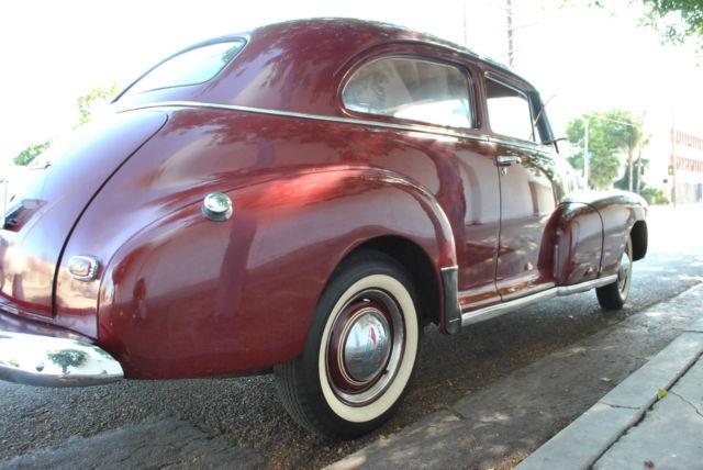 1947 chevrolet stylemaster 2 door business coupe fleetmaster fleetline 1948 1946. Black Bedroom Furniture Sets. Home Design Ideas