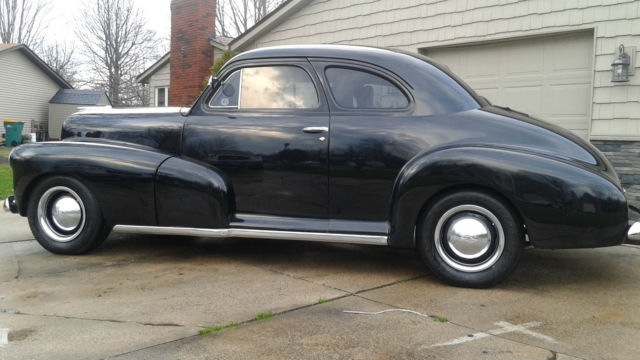 Classic Chevy Mentor >> 1947 Chevy,Chevrolet Business coupe,fuel injected V6,700R4 ...