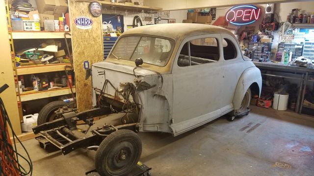 Used Cars Waterloo >> 1947 Ford Coupe Project Hot Street Rat Rod Traditional 41 ...