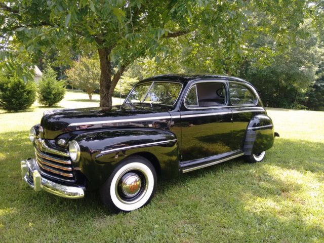 1947 ford super deluxe 2 door sedan fully restored for 1947 ford 2 door
