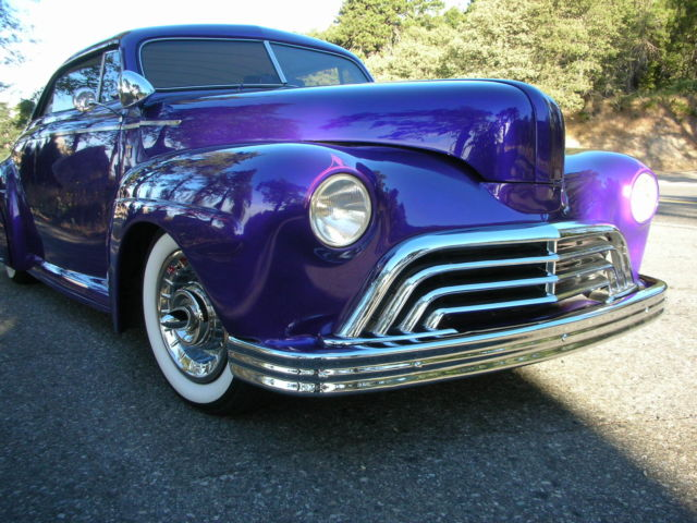 1947 historic kustom ford not a 1940 ford 1950 mercury or 1951 mercury Ford Hot Rods