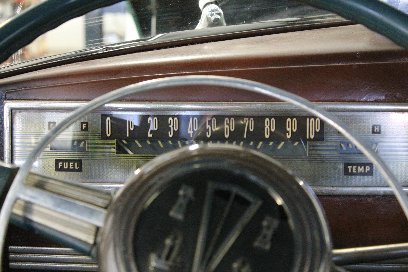 1947 Hudson Commodore 4 Door Straight 8