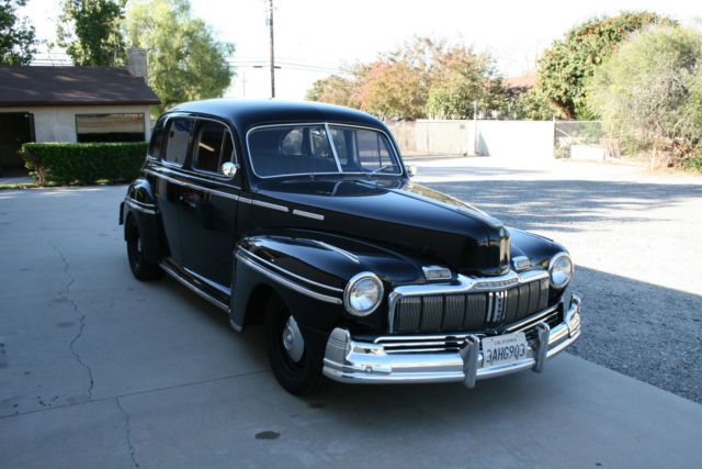1947 mercury 4 door sedan street rod 1941 1942 1946 1948 ford 1952 Ford 4 Door Sedan 1947 mercury 4 door sedan street rod 1941 1942 1946 1948 ford deluxe hot rod for sale in upland california united states