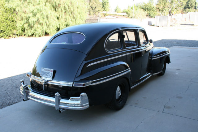 1947 Mercury 4 Door Sedan Street Rod 1941 1942 1946