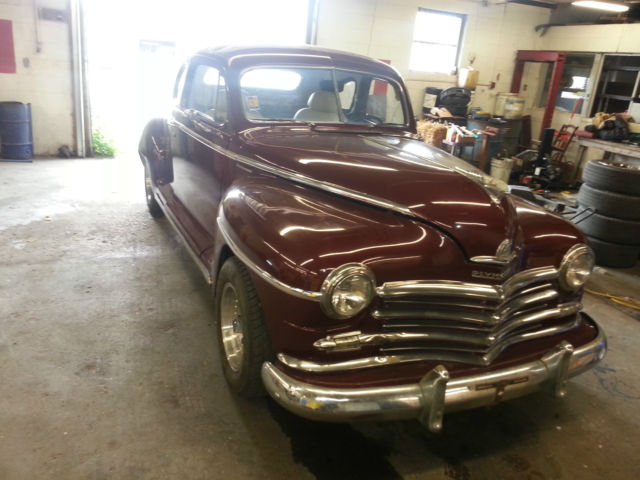 1947 plymouth business coupe for 1947 plymouth 2 door sedan