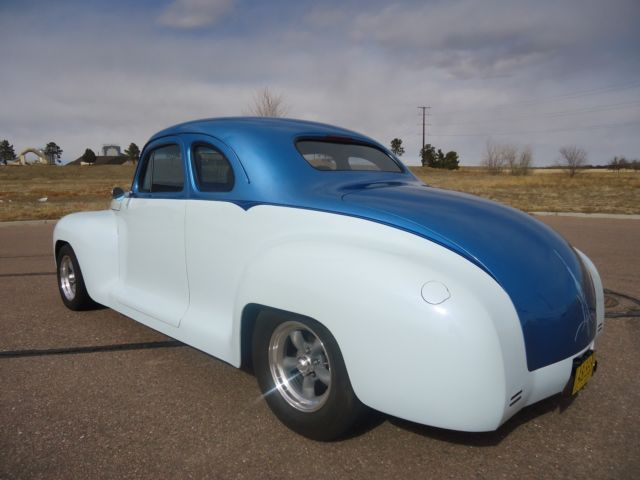 1947 Plymouth P 15 Coupe