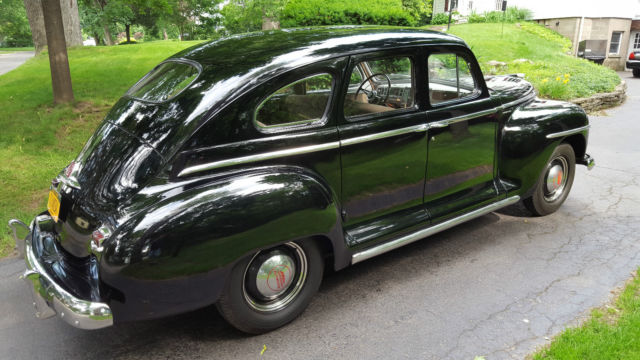 1947 plymouth special deluxe p15 for 1947 plymouth 4 door sedan